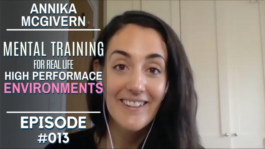 Annika McGivern High Performance Coaching