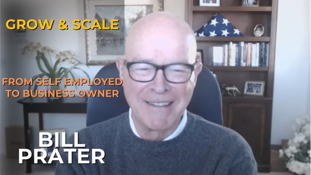Grow and Scale Bill Prater