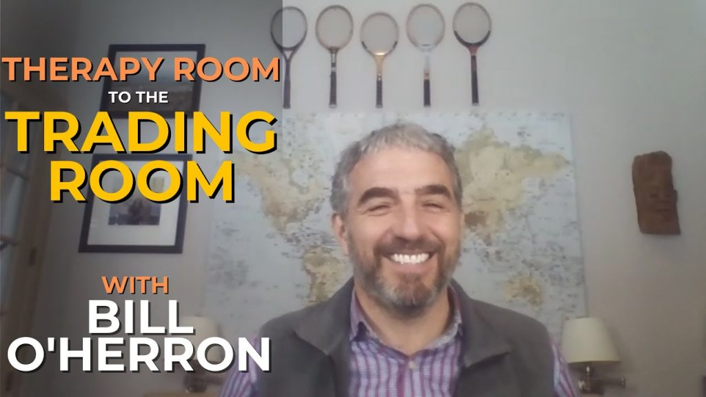 Therapy room to trading room bill O'Herron