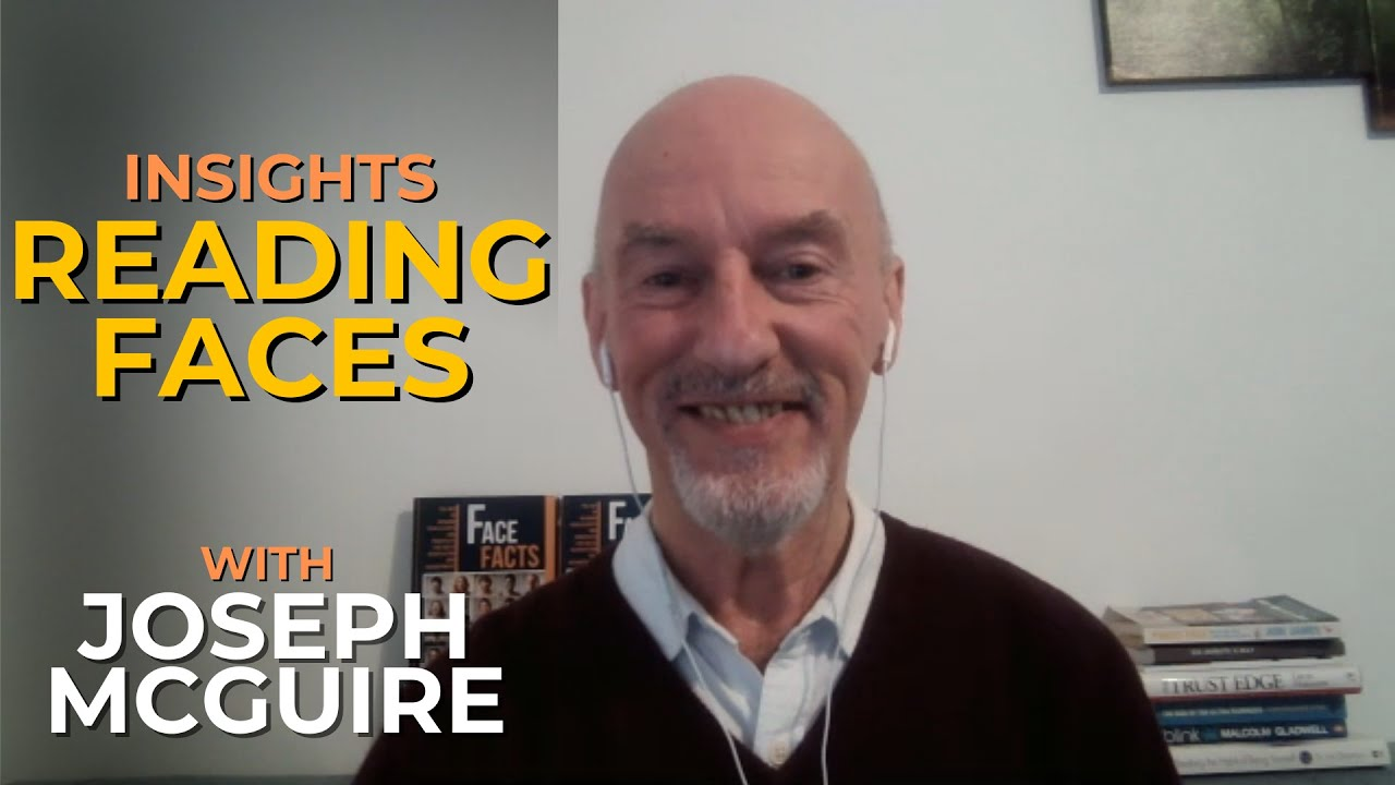 Insights Reading Faces with Joseph McGuire #043