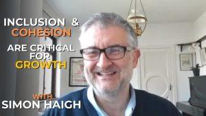 Simon Haigh Inclusion for Growth